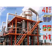 Tomato paste processing production line