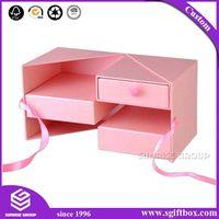 Custom Embossed Logo Rigid Cardboard Paper Packaging Gift Box thumbnail image