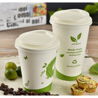 PLA Coating Paper Coffee Cup thumbnail image