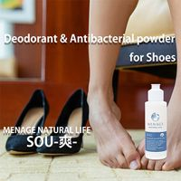 "Deodorant Powder for Shoes[Menage natural life] ""SOU"""