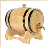 High quality oak wooden wine barrel wholesale