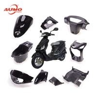 Full set plastic body parts and other parts for Baotain BT50T-9 scooter thumbnail image