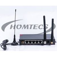 H50series Wireless 4G LTE 4lan 1wan WIFI Router for POS, ATM, BUS, Vending Machine, IP Camera