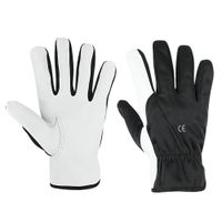 Leather Safety Gloves / Manufacturers