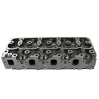 cylinder head of ISUZU 4JG2