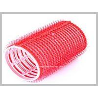Recycle fashion Big velcro Hook And Loop Hair Rollers / Sleep Rollers For Volume