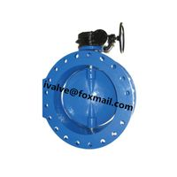 Flanged Double Eccentric Butterfly Valve thumbnail image