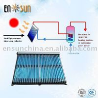 Split OEM  pressurized solar water system for bathing thumbnail image