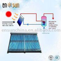 Split OEM  pressurized solar water system for bathing
