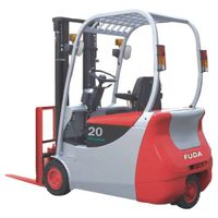 Three Wheel Electric Forklift (FB13ASC-20ASC)