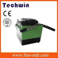 Fibre Optic Fusion Splicer Fiber Fusion Splicer Fibre Splicer TCW-605C with One Step Fiber Cleaver