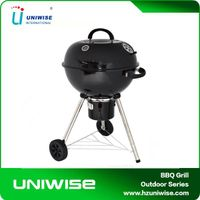 Outdoor Trolley kettle bbq grills