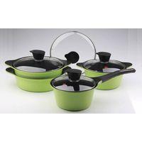 Aluminum Ceramic Cookware
