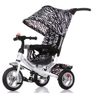 QJ-521 4 in 1 tricycle for 2 to 5 years old with parent handle  Qiangjiu Bicycle Group thumbnail image