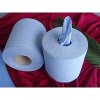 Centrefeed paper towel roll
