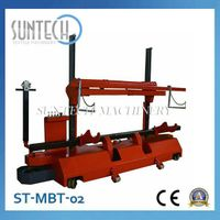 ST-MBT-02 Motorized Warp Beam Lift Trolley With Harness Mounting Device
