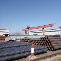 ASTM steel Spiral welded pipe for construction thumbnail image