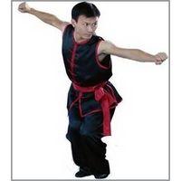 kungfu sleeveless uniform