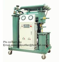 Portable High vacuum Insulation Oil Purification Plant