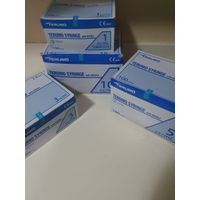 Hypodermic Disposable Syringes with Needles
