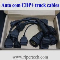 Factory offer Auto CDP Plus pro truck 8pcs cables thumbnail image