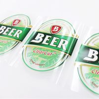 Bopp Transparent Label Film