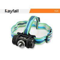 Rayfall H2A waterproof led headlight Cree R4 led headlamp(2*AA)