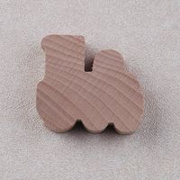 wooden car, wood toy parts, wood animal
