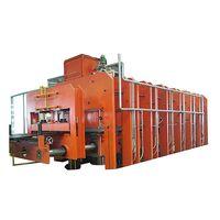 rubber vulcanizing press machine, rubber conveyor belt vulcanizing machine thumbnail image