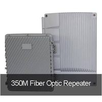 350M Fiber Optic siganl Repeater mobile signal booster amplifier