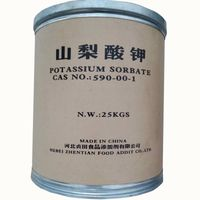 Potassium Sorbate with cas no.24634-61-5