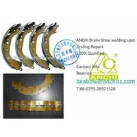 auto parts types brake shoe factory