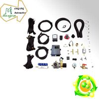 CNG LPG Sequential injection system kits