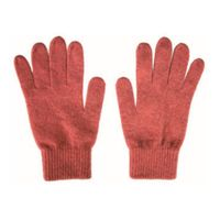 Various MELANGE Fabric Premium Lamb Wool Gloves 5 Conductive Fingertips Various colors