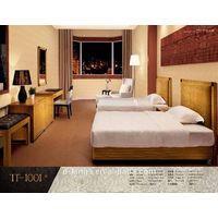 Wooden Hotel Bedroom Set