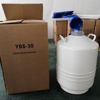 30L Cylinder Storage Semen Container Tank Liquid Nitrogen Dewar
