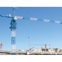 Reliable price for the QTZ125 tower crane