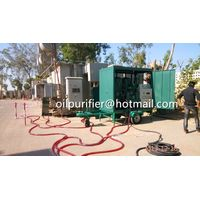 double stage transformer oil purifier insulation oil recycling/oil filter