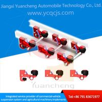 Professional Manufacturer Semi Trailer Lifting Axle Air Suspension