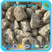 1-3cm Natural Maifan Medical Stone For Water Filtration