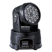 3W18 LED MOVING HEAD