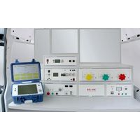 Cable and substation equipment test van ETL-35K thumbnail image