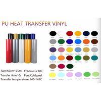 PU heat transfer vinyl Korean quality