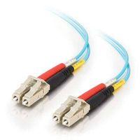 Patch cord LC/PC-LC/PC OM3 10G,1m,duplex