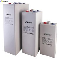 OpzV2-2000 Manufacturer Opzv Gel Tubular Plate Battery 2V2000ah for Solar Power