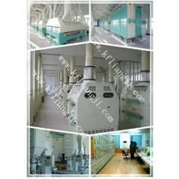 5-500t/Day Wheat Flour Mill /Flour Milling Machine