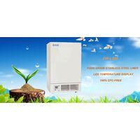 Maximum capacity 938L ultra low temperature deep freezer