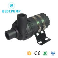 Automotive Electric Water Pump for Electric vehicles On-board Charger, DC-DC Converter, and etc.