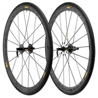 2013 Mavic Cosmic Carbone Ultimate Tubular WTS Road Wheelset Shimano M10 or Campagnolo ED11 Hub thumbnail image
