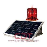 CM-012TR Solar-Powered Medium Intensity Aviation Obstacle Light type B